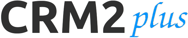 CRM2Plus Software Logo